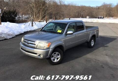 2006 Toyota Tundra for sale at Wheeler Dealer Inc. in Acton MA