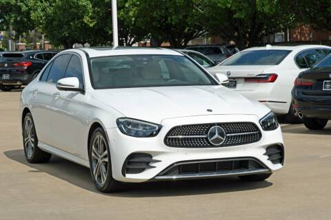 2021 Mercedes-Benz E-Class for sale at Silver Star Motorcars in Dallas TX