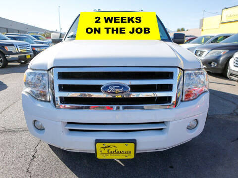 2012 Ford Expedition for sale at The Car Company in Las Vegas NV