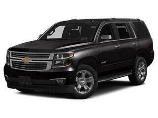 2017 Chevrolet Tahoe for sale at Mann Chrysler Dodge Jeep of Richmond in Richmond KY