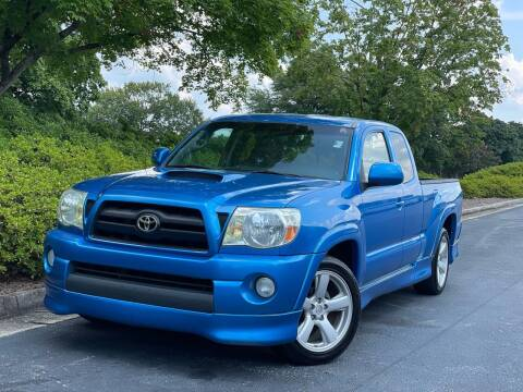 2008 Toyota Tacoma for sale at William D Auto Sales in Norcross GA