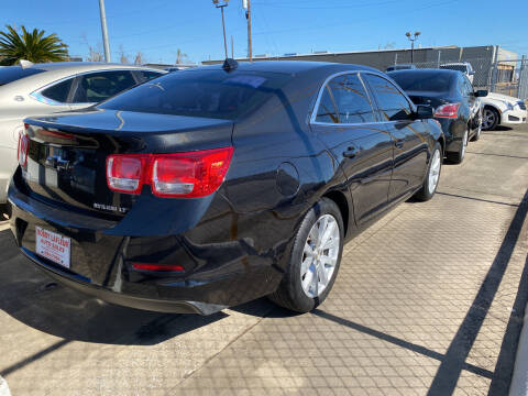 2014 Chevrolet Malibu for sale at Bobby Lafleur Auto Sales in Lake Charles LA