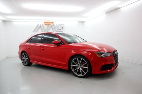 2016 Audi S3 for sale at Alta Auto Group LLC in Concord NC