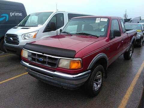 1994 Ford Ranger for sale at Cj king of car loans/JJ's Best Auto Sales in Troy MI