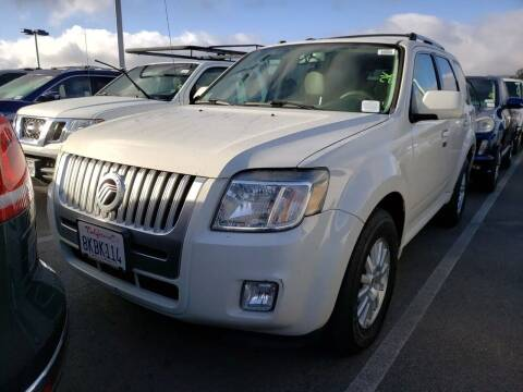 2010 Mercury Mariner for sale at MCHENRY AUTO SALES in Modesto CA
