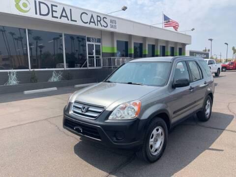 2005 Honda CR-V for sale at Ideal Cars in Mesa AZ
