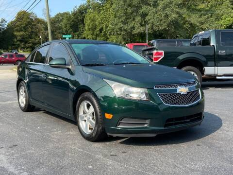 2014 Chevrolet Cruze for sale at Luxury Auto Innovations in Flowery Branch GA