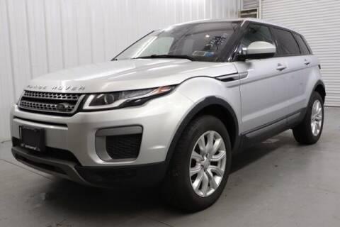 2017 Land Rover Range Rover Evoque for sale at JOE BULLARD USED CARS in Mobile AL