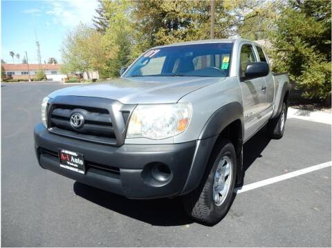 2007 Toyota Tacoma for sale at A-1 Auto Wholesale in Sacramento CA