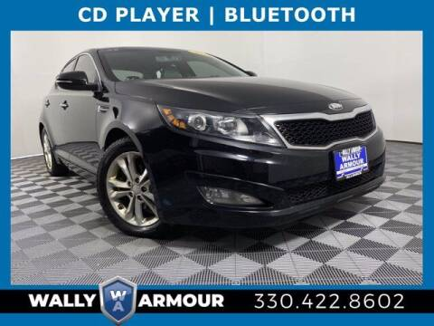 2013 Kia Optima for sale at Wally Armour Chrysler Dodge Jeep Ram in Alliance OH
