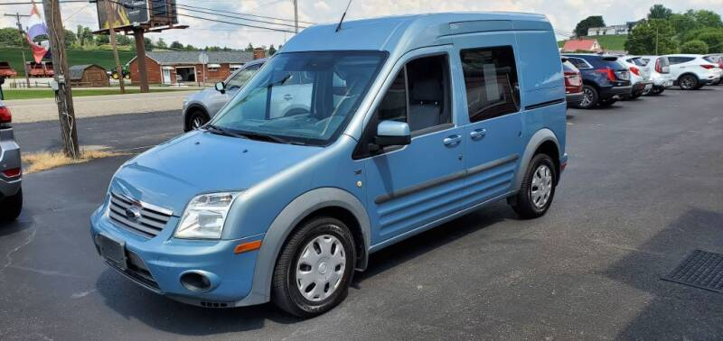 2013 Ford Transit Connect for sale at Gallia Auto Sales in Bidwell OH