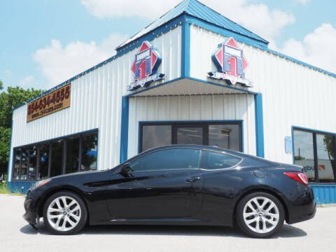 2013 Hyundai Genesis Coupe for sale at DRIVE 1 OF KILLEEN in Killeen TX
