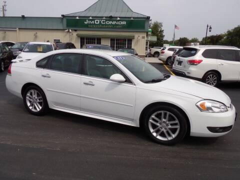 2011 Chevrolet Impala for sale at Jim O'Connor Select Auto in Oconomowoc WI