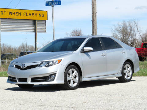 2012 Toyota Camry for sale at Tonys Pre Owned Auto Sales in Kokomo IN