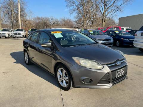 2013 Ford Focus for sale at Zacatecas Motors Corp in Des Moines IA