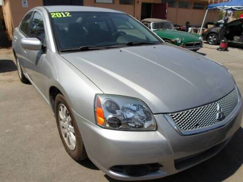 2012 Mitsubishi Galant for sale at PARS AUTO SALES in Tucson AZ