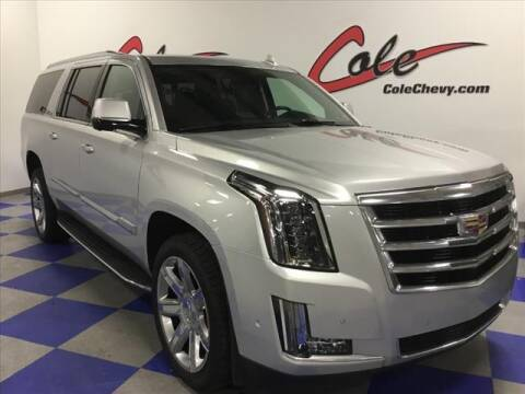 2020 Cadillac Escalade ESV for sale at Cole Chevy Pre-Owned in Bluefield WV