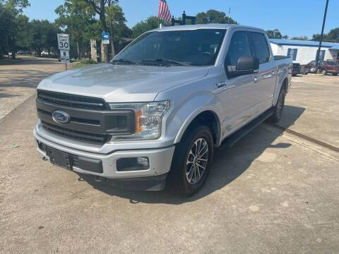2018 Ford F-150 for sale at Newsed Auto in Houston TX