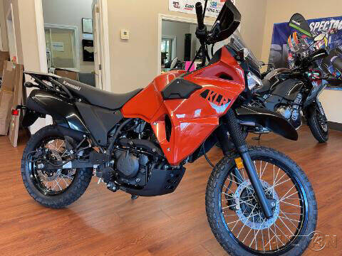 2022 Kawasaki KLR 650 for sale at ROUTE 3A MOTORS INC in North Chelmsford MA