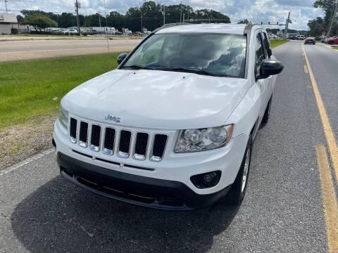 2013 Jeep Compass for sale at Double K Auto Sales in Baton Rouge LA