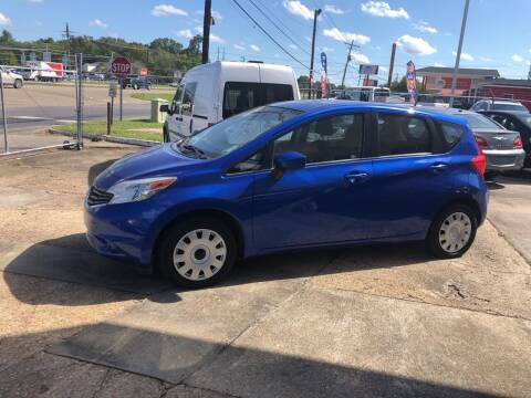 2015 Nissan Versa Note for sale at Baton Rouge Auto Sales in Baton Rouge LA