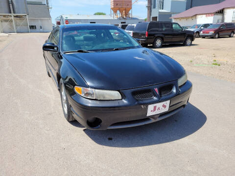 1999 Pontiac Grand Prix for sale at J & S Auto Sales in Thompson ND