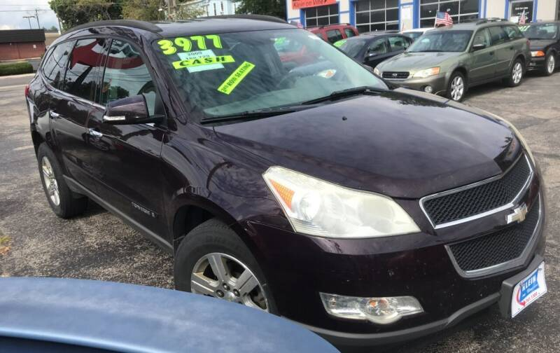 2009 Chevrolet Traverse for sale at Klein on Vine in Cincinnati OH