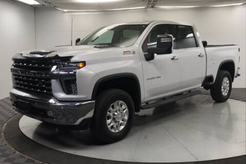 2020 Chevrolet Silverado 3500HD for sale at Stephen Wade Pre-Owned Supercenter in Saint George UT