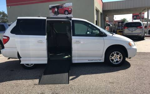 2004 Dodge Grand Caravan for sale at The Mobility Van Store in Lakeland FL