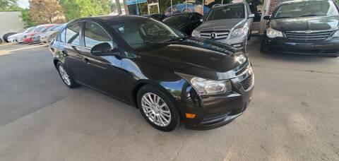 2012 Chevrolet Cruze for sale at Divine Auto Sales LLC in Omaha NE
