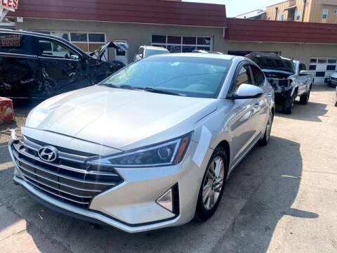 2019 Hyundai Elantra for sale at ELITE MOTOR CARS OF MIAMI in Miami FL