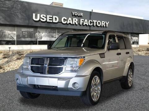2008 Dodge Nitro for sale at JOELSCARZ.COM in Flushing MI
