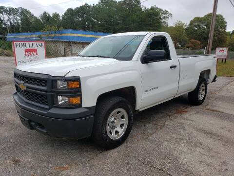 2015 Chevrolet Silverado 1500 for sale at GA Auto IMPORTS  LLC in Buford GA