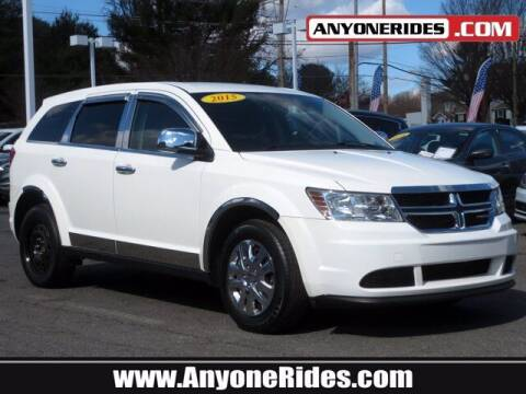 2015 Dodge Journey for sale at ANYONERIDES.COM in Kingsville MD