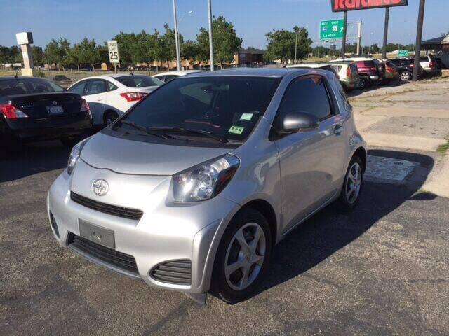2013 Scion iQ for sale at Ital Auto in Oklahoma City OK