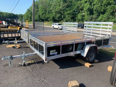 2020 Mission 6x12 SS for sale at Smart Choice 61 Trailers in Shoemakersville PA