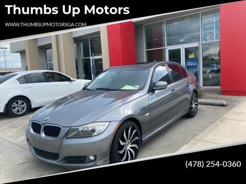 2009 BMW 3 Series for sale at Thumbs Up Motors in Warner Robins GA