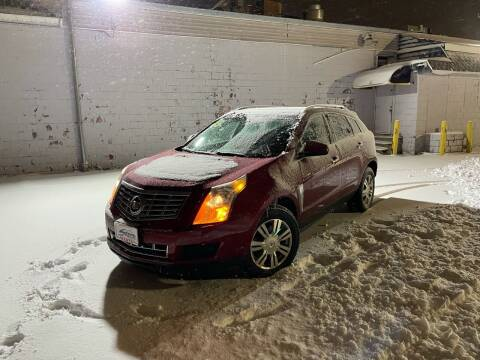 2015 Cadillac SRX for sale at Santa Motors Inc in Rochester NY