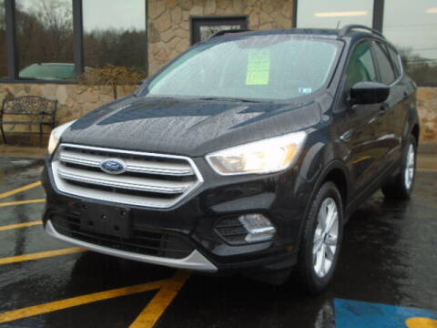 2018 Ford Escape for sale at Rogos Auto Sales in Brockway PA