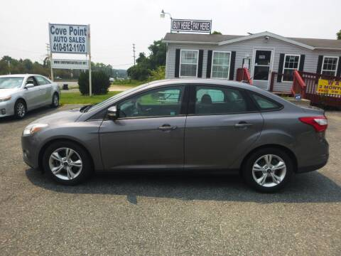 2014 Ford Focus for sale at Cove Point Auto Sales in Joppa MD