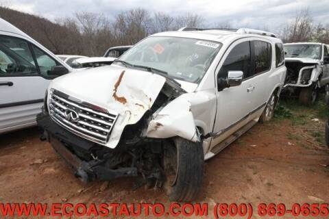 2010 Infiniti QX56 for sale at East Coast Auto Source Inc. in Bedford VA