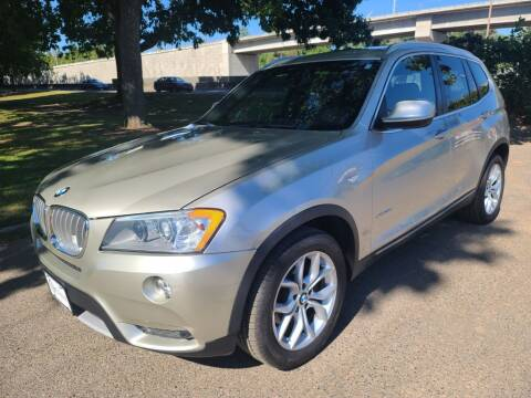 2013 BMW X3 for sale at EXECUTIVE AUTOSPORT in Portland OR