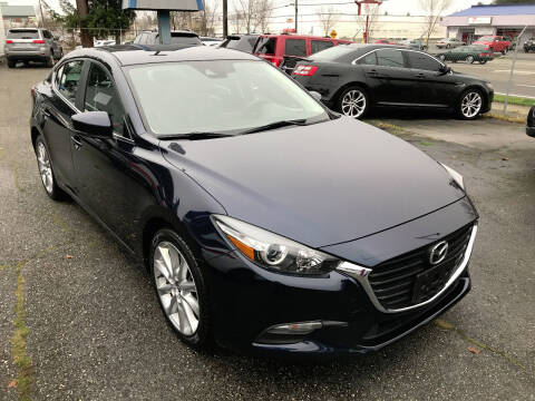 2017 Mazda MAZDA3 for sale at Autos Cost Less LLC in Lakewood WA