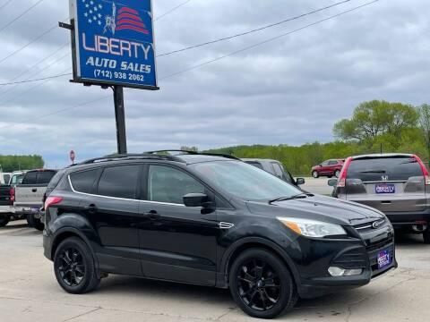 2013 Ford Escape for sale at Liberty Auto Sales in Merrill IA