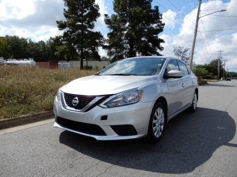 2017 Nissan Sentra for sale at United Traders Inc. in North Little Rock AR