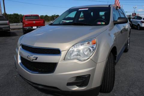 2012 Chevrolet Equinox for sale at Clear Choice Auto Sales in Mechanicsburg PA