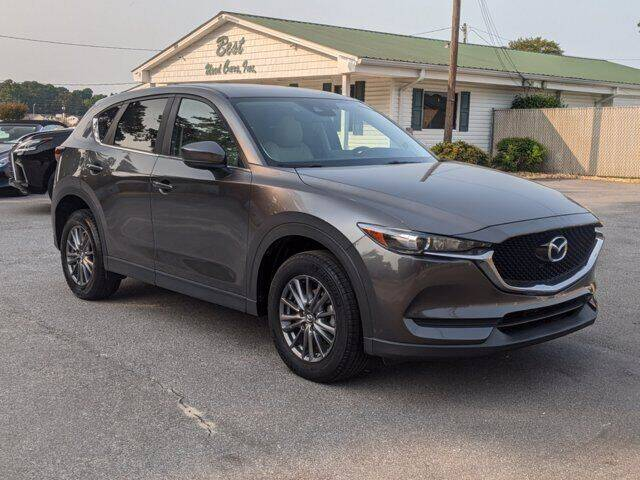 2017 Mazda CX-5 for sale at Best Used Cars Inc in Mount Olive NC
