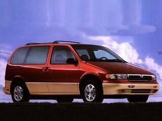 1997 Mercury Villager for sale at Winchester Mitsubishi in Winchester VA