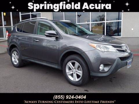 2014 Toyota RAV4 for sale at SPRINGFIELD ACURA in Springfield NJ