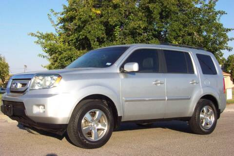 2011 Honda Pilot for sale at Park N Sell Express in Las Cruces NM